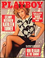 Playboy雑誌、May 1986by Playboy
