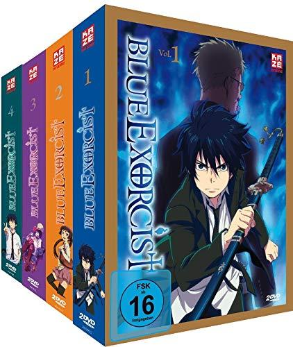 Blue Exorcist - Staffel 1 - Gesamtausgabe - Bundle - Vol.1-4 - [DVD]