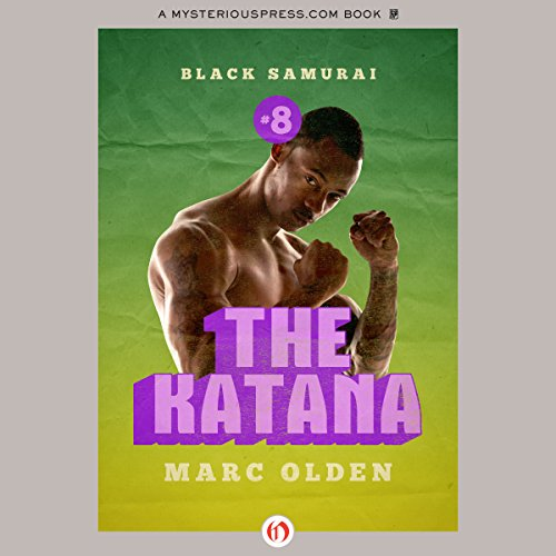 The Katana audiobook cover art