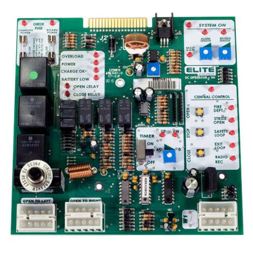 Discover Bargain Liftmaster K001A5867 Logic Control Board Replacement Kit Mega Swing & Slide Q206