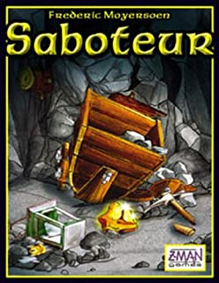 Saboteur Card Game (B000IQC4N2) | Amazon price tracker / tracking, Amazon price history charts, Amazon price watches, Amazon price drop alerts