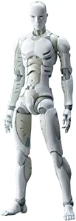 Tjackson Action Figure Figure Body Model,Synthetic Human He Men Body Action Figure Figurine 1/12 Scale Play Toys