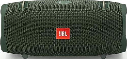 JBL Xtreme 2 - Altavoz BT portátil resistente al agua (IPX7) con manos libres y radiador de bajos JBL, JBL Connect+