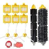 efluky remplaçant Brosse Kit Pièces accessoires pour iRobot Roomba série 700 760 761 765 770 772...