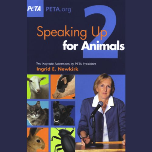 Speaking Up for Animals 2 cover art