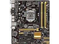 ASUSTeK Intel B85搭載 マザーボード LGA1150対応 B85M-E 【MATX】
