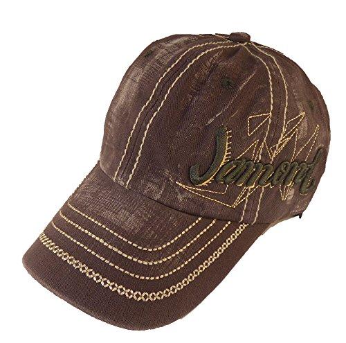 IAG Basecap Mütze Jamont Muster 1 Grau