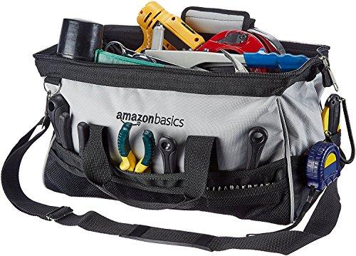 AmazonBasics Tool Bag - 16-Inch