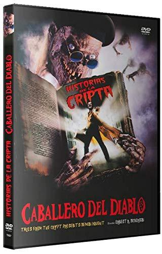 Historias de la Cripta: Caballero del Diablo DVD Nueva Edición 1995 Tales from the Crypt Presents Demon Knight