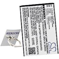 Cameron Sino - Batería de Repuesto para ZTE Blade L3 (7,60 WH, Ion de Litio, 2000 mAh, Compatible con ZTE Li3820T43P3h785439)