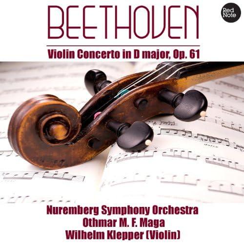 Nuremberg Symphony Orchestra, Othmar M. F. Maga