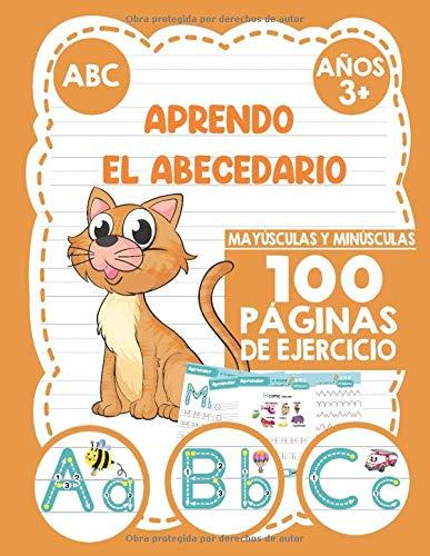 Aprendo El ABECEDARIO: Letras Números Formas/Libro de actividades para niños de 3 a 6 años (Aprendiendo a repasar)