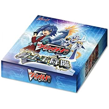 カードファイト!! ヴァンガード ブースターパック 第1弾 騎士王降臨 BOX