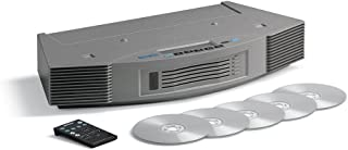 Acoustic Wave® system II 5-CD changer-Titanium Silver