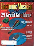 Electronic Musician Magazine, December 1999 (Vol. 15, Issue 12)
