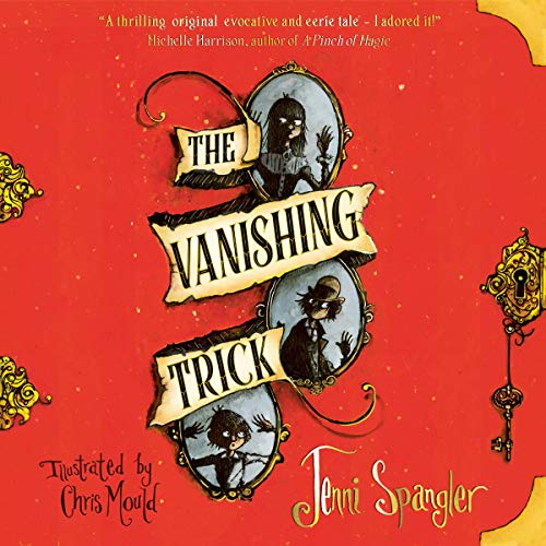 The Vanishing Trick cover art
