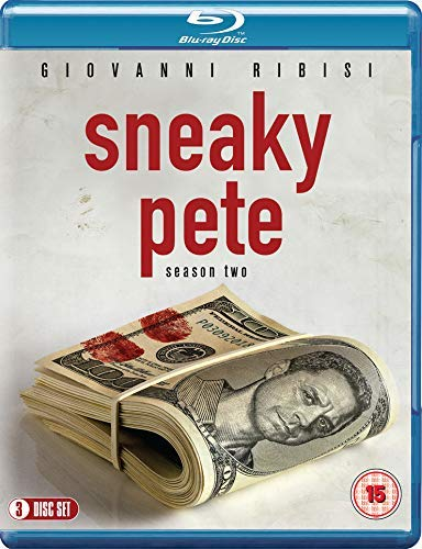 Sneaky Pete Season 2 [Blu-ray]
