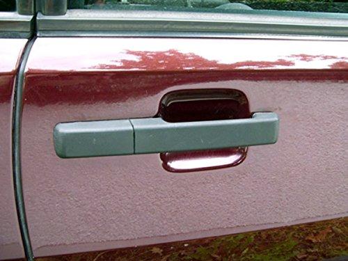 Preisvergleich Produktbild Corrado Türgriffe ohne Schloss. am CORRADO die Passat Türgriffe verwenden 2L 16v G60 VR6 Clean Umbauset