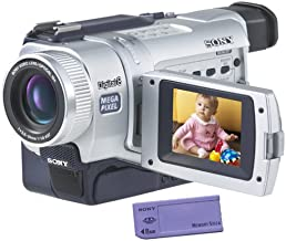 Sony DCRTRV740 Digital8 Camcorder w/ 2.3