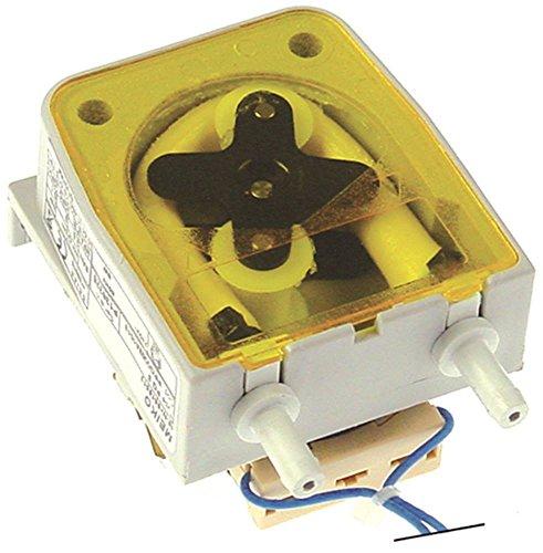SEKO PG3 Dosiergerät für Spülmaschine Meiko FV40.2 für Reiniger 3l/h Schlauchanschluss ø 6mm 230V Saughöhe 1,5m Santoprene K