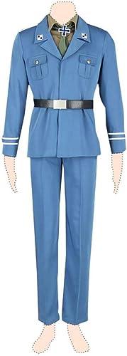 estar en gran demanda Hetalia_ Axis Powers cosplay costume Prussia Ver.1 Suits Kid Kid Kid Small  el más barato