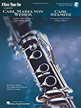 Weber: Concerto No. 1 in F Minor Op. 73 & Stamitz: Concerto No. 3 in B Flat for Clarinet: Music Minus One Clarinet