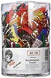 Küfa Rundlutscher Frucht 100 stk., 1-er Pack (1 x 1.9 kg)