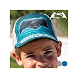 Gorra Infantil Batman vs Superman - Azul Marino