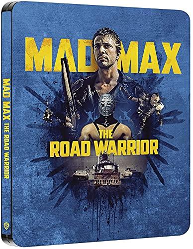 Mad Max 2: El Guerrero de la Carretera (1981) - Steelbook 4k UHD + Blu-ray [Blu-ray]