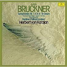 Bruckner: Symphonies Nos. 7-9. Te Deum (Limited)