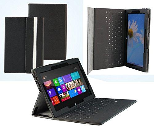 Navitech Surface Series case Nokia N1 Rot