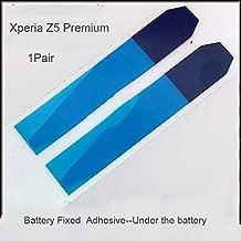 Battery Fixed Sticker Adhesive For SONY Xperia Z1 Z2 Z3 Z4 Z5 Z3 compact/z5 compact/Z5 Premium/ X XZ XZs X Preformance XZ Premium XA XA Ultra (Under)