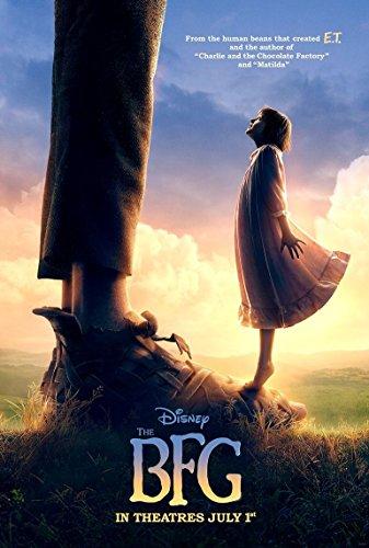 Poster The BFG Movie 70 X 45 cm