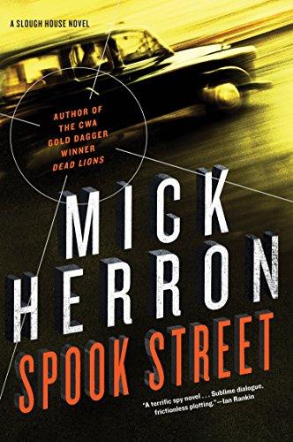 Calle fantasma de Mick Herron