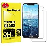 CaseExpert 2 Pack - DOOGEE BL5500 Lite Protector de Pantalla, Ultra Tanque Transparente Cristal 9H Cristal Templado Glass Protector de Pantalla para DOOGEE BL5500 Lite