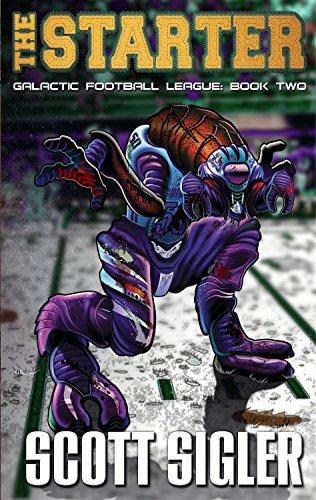 The Starter (Galactic Football League, Band 2)