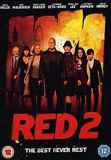 Red 2 [DVD] [Reino Unido]