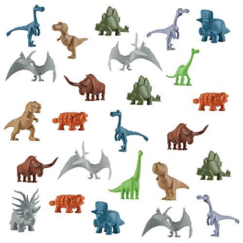 Disney Pixar The Good Dinosaur Tube of 25 Characters (Se distribuye Desde el Reino Unido)