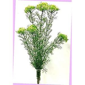 Artificial Snowball Bush Green, Cream 35″ Tall Artificial Flowers Bouquet Realistic Flower Arrangements Craft Art Decor Plant for Party Home Wedding Decoration