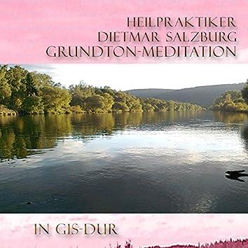 Grundton-Meditation Gis-Dur