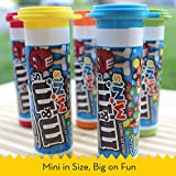 M&M'S MINIS Milk Chocolate Candy, 1.08-Ounce Tubes (Pack of 24)