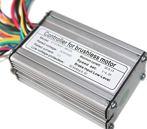 bmc-world | Brushless Controller, Torque Controller, Steuergerät, 36V/48V, 14A/500W, E-Bike, Elektro Fahrrad, Pedelec, Scooter