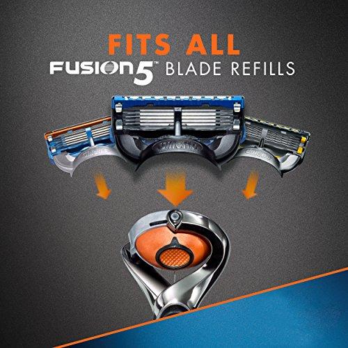 Rasoir pour Hommes Gillette Fusion5 ProGlide Power, 2 Cartouches de Rechange - 7