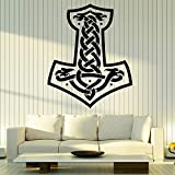 HGFDHG Etiqueta de la Pared Dormitorio Sala de Estar decoración de Interiores Vinilo Ventana Pegatina Arte Mural