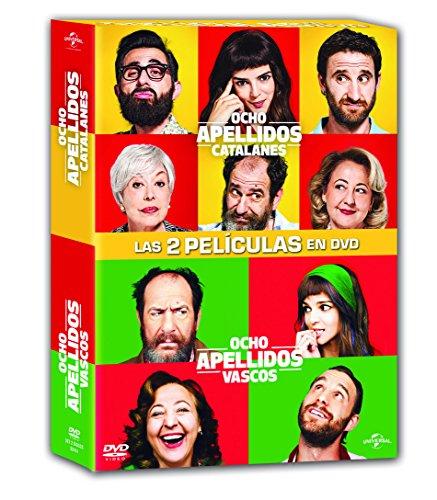 Pack: Ocho Apellidos Catalanes + Ocho Apellidos Vascos [DVD]