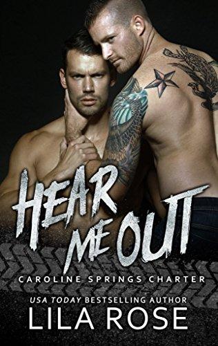 Hear Me Out (Hawks MC: Caroline Springs Charter Book 5)