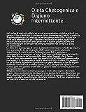 Zoom IMG-1 dieta chetogenica e digiuno intermittente
