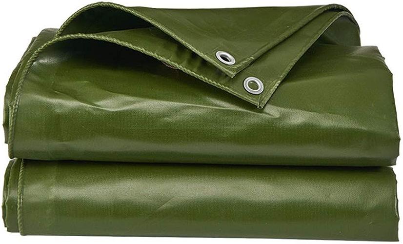 GTREW-tarpaulin Bache bache de Camion Tissu en Plastique Enduit de crêpe extérieur Toile UV épaisse imperméable de bache de Tente