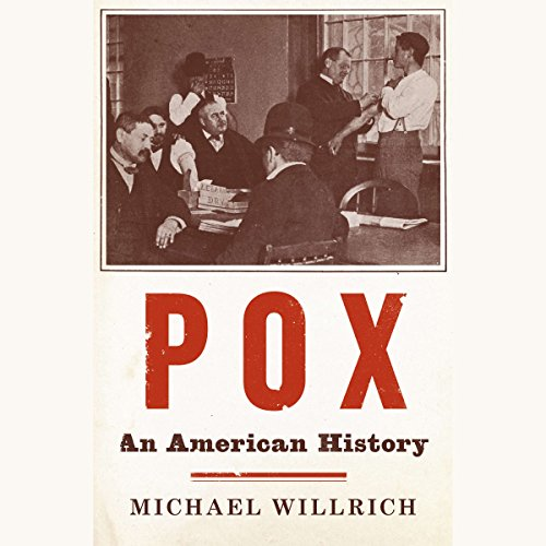 Pox cover art