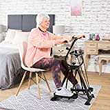 Abhsant Exercise Bike Cycling Indoor Health Fitness Bicycle Stationary Bike Manual